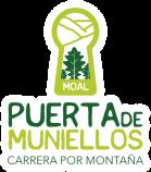 Puerta de Muniellos Carrera por Montaña Moal Logo Vertical